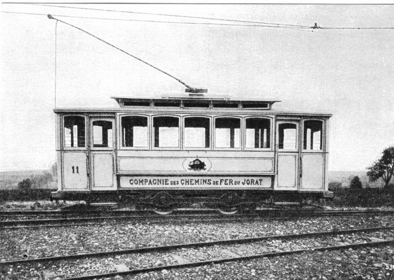 Compagnie des chemin de fer du Jorat