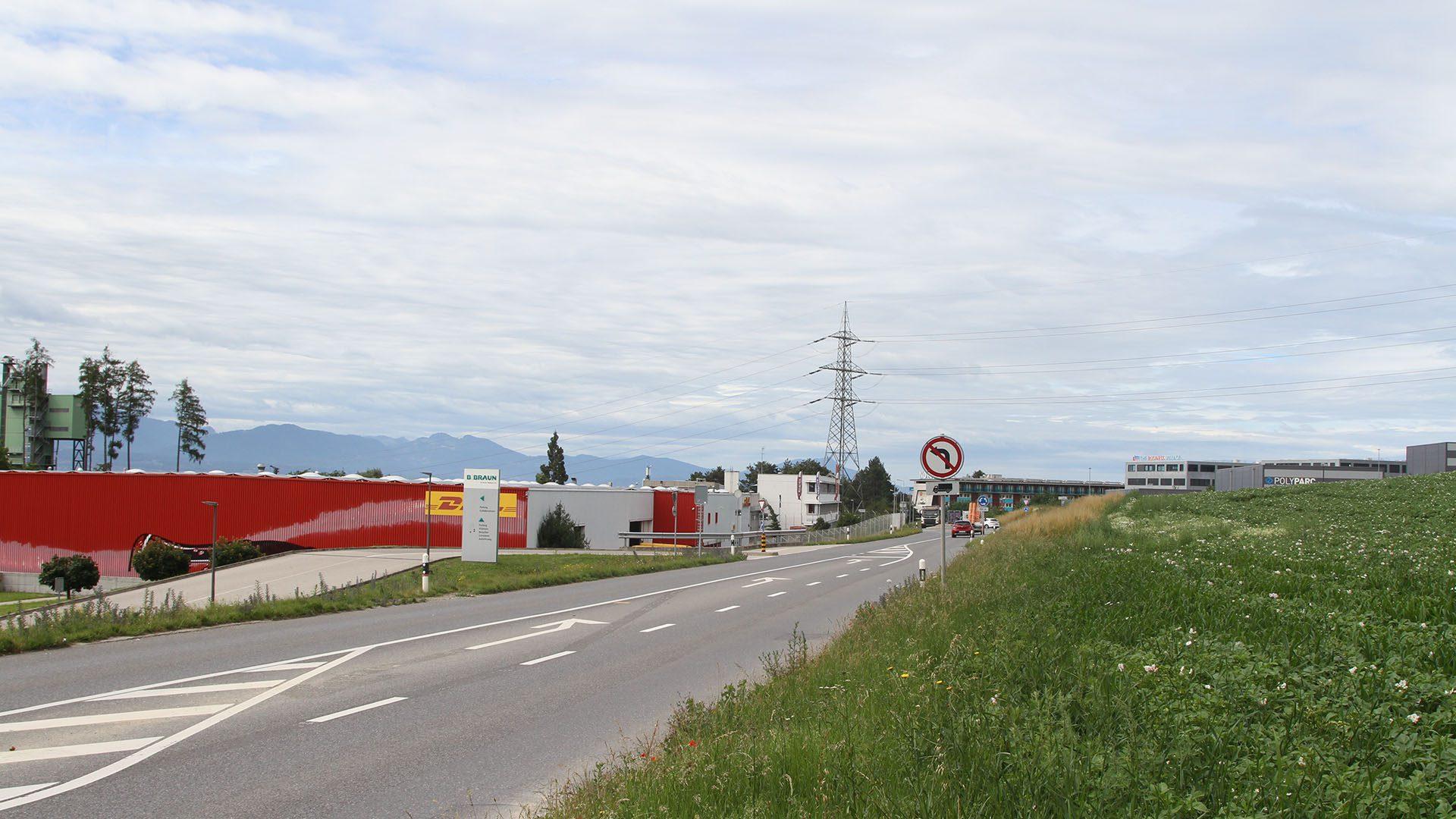 Croix du Péage - Tramway lausannois